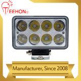 24 Watt Rectangular LED Working Lamp for 4X4 Vehicles
