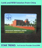 Identity Card Made of PVC with Magnetic Stripe for Library