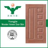 Hotsell Nature Teak HDF Veneer Moulded Door Skin