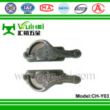 Zinc Alloy Crescent Lock for Aluminum Sliding Window with ISO9001 (CH-Y03)