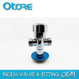 Brass 3way Angle Valve