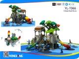 Special Design Tree Theme Plastic Children Indoor/Outdoor Playground (YL-T066)