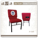 Quality Stackable Metal Church Chairs (JY-G05)