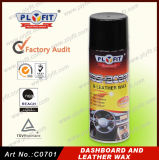 Car Care Car Leather Polish Wax for Anti Dust Coating
