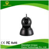 720p Pan and Tilt WiFi Alarm IP Camera Supports SD Card