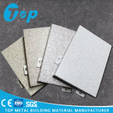 New Imitated Stone Aluminum Solid Panel Curtain Wall Facade Building Materials