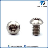 304/316/18-8 Stainless Steel Button Head Socket Cap Screw