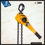 0.75ton Chain Lever Block with Plastic Handle