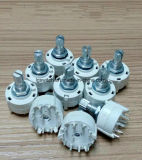 Fan 20mm 2 Pole 4 Position 2p4t Rotary Switch
