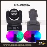 Double Faced 8X10W LED Moving Head Wash Light
