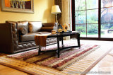 High Quality 100% Polyester Chenille Hall/Lobby/Sitting Room Rug