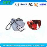 Customized Logo Bling Crystal USB Memory Stick Flash Drive (ES100)