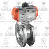 Floating Ball Valve with High Performance Actuator