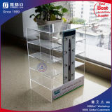 Clear Acrylic Pen Display Holder Counter Top Organizer