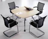 Mini Small Square Conference Table Meeting Table Coffee Table