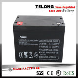 12V75ah Gel Lead Acid Battery for Solar Power System and UPS