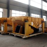 Agricultural Industry Fine Material Linear Vibrating Sieving Machine