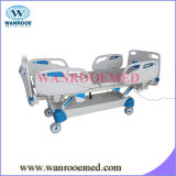 ICU Hospital Bed with Reset Function and CPR