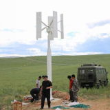 220V 5kw Vertial Axis Wind Power Turbine (SHJ-H5000)