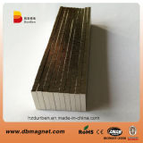 Rare Earth Block Motor NdFeB Magnet