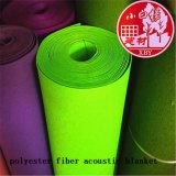 Decorative Acoustic Blanket Self-Adhesive for Video Room
