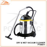 Powertec 2500/3800W Dry and Wet Vacuum Cleaner (PT89011)