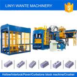 Qt6-15c Fly Ash Brick Making Machine Manufacturers, China Construction Equipment