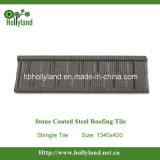 Stone Coated Steel Roofing Tile (Shingle Type HL1104)