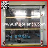 China High Quality High Speed Door Supplier, PVC Fast Speed Shutter Door Manufacturer Guangzhou (ST-001)