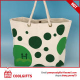 Eco Friendly Recyle 100% Cotton Handle Bag for Promotion