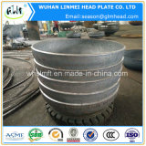 Carbon Steel Dished Elliptical Head for Boilers