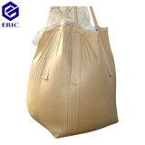 Beige FIBC Big Bag with Cross Corner Loop