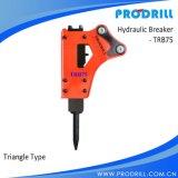 Triangle Side Type Hydraulic Drill Hammer Dia. 75mm