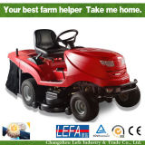 Attached Grass Catcher Lawn Mower Tractor