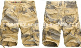 Casual Leisure Jeep Cotton Cargo Jogger Washing Pants for Man