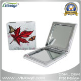 Compact Foldable and Suitable Cosmetic Mirror Pocket Make up Mirror