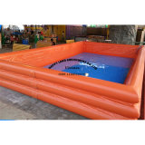 Three Tubes Inflatable Large Swim Pool