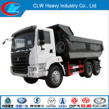Hot Sale Cnhtc Tipper Truck 25ton Rear Dump Truck