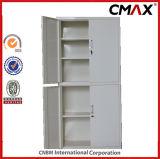 Steel Cupboard Double Doors Office Cabinet Steel Locker Filing Cabinet Cmax-FC04-002