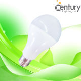 Popular White Plastic E27 LED Bulbs