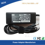 19V 4.74A AC/DC Interchangeable AC/DC Adapter for HP Elitebook 2530p