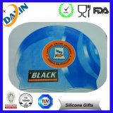 OEM Waterproof Silicone Swimming Caps for Men