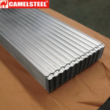 Alu-Zinc Hot Dipped Steel Corrugated Sheet for Container House