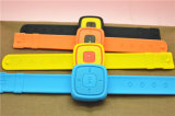Silicone Watch Wrist Band Children MP3 Player