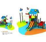 China Professional Manufacturer Outdoor Playground Equipment