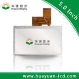 5 Inch Custom Transparent TFT LCD Display