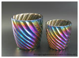 Hot Sell Colorful Ion Plating Candle Holders
