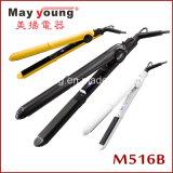 M516b Slim Titanium LED Display Hair Flat Iron