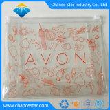 Promotional Printed Clear Transparent PVC Cosmetic Bag Plastic Bag