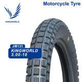 300-18 Motorcycle Tyre with High Teeth